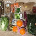 デリカフーズの株主優待が届きました 1,000株保有で6,000円相当の野菜・果物 詰め合わせです
