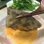 ふるさと納税 青森県田子町から牛肉 モモ500gをいただきました