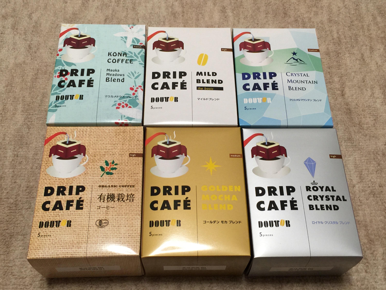 ドトール・日レスホールディングスから株主優待のコーヒーセット
