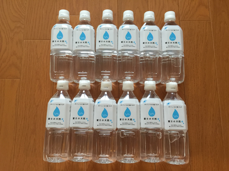 TOKAIホールディングスの株主優待 500mlのペットボトル12本 年2回