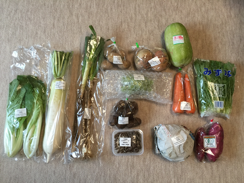 チムニーから株主優待 うれしい野菜セット
