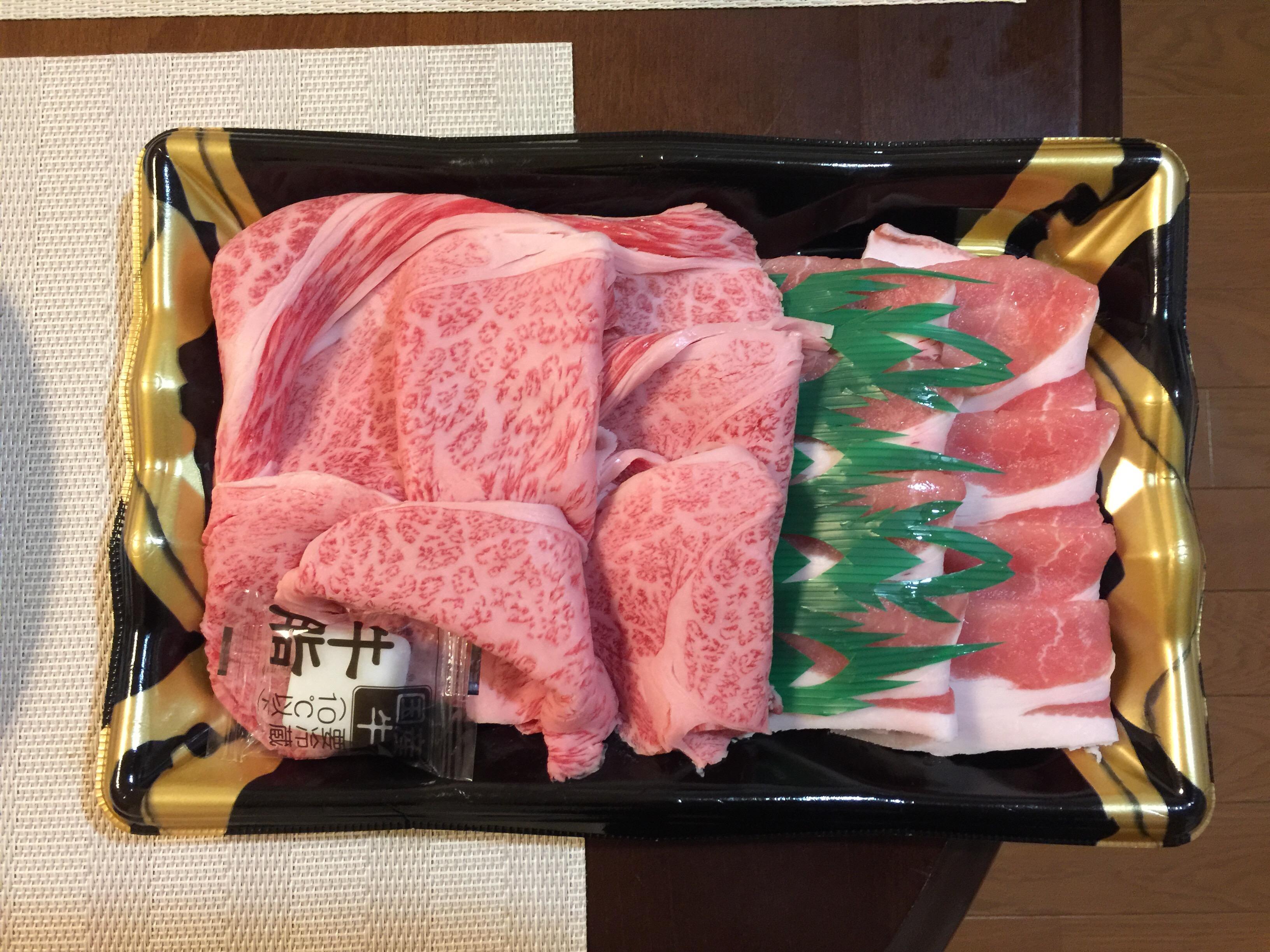 湯沢市に3回目のふるさと納税で再び秋田産特選肉セット(3人前)