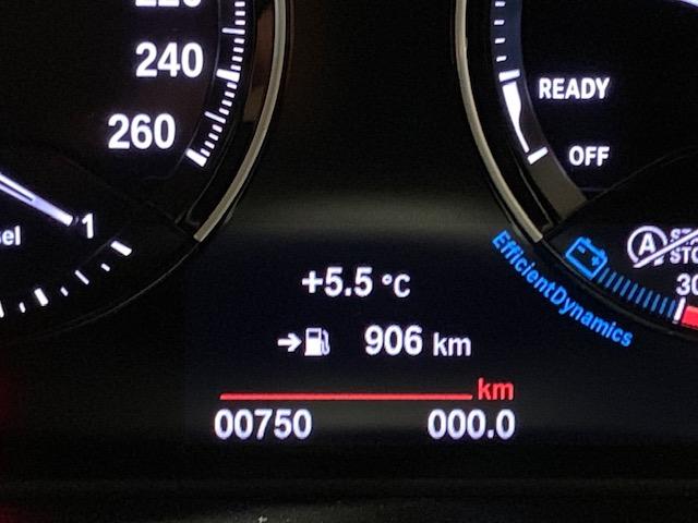 ディーゼルの実力はいかに BMW1シリーズ(118d)の燃費(計測中)