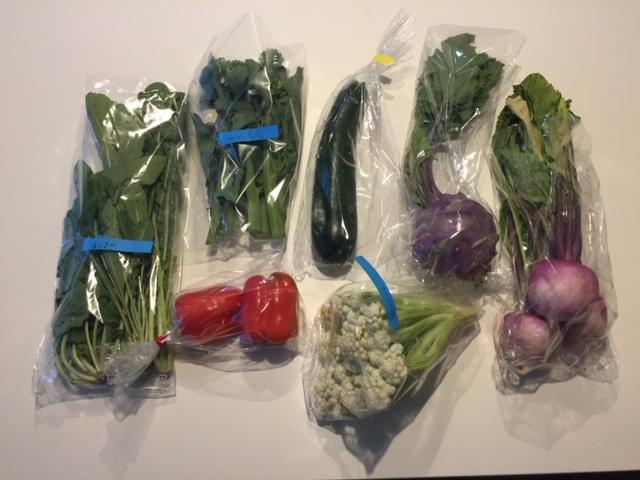 吉野ヶ里町にふるさと納税 あいちゃん農園からイタリア野菜7品セット