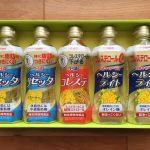 トーメンデバイスの株主優待 日清オイリオ健康オイル詰め合わせ