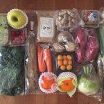 デリカフーズ 1,000株の株主優待は旬の野菜・果物 17種類詰合せ