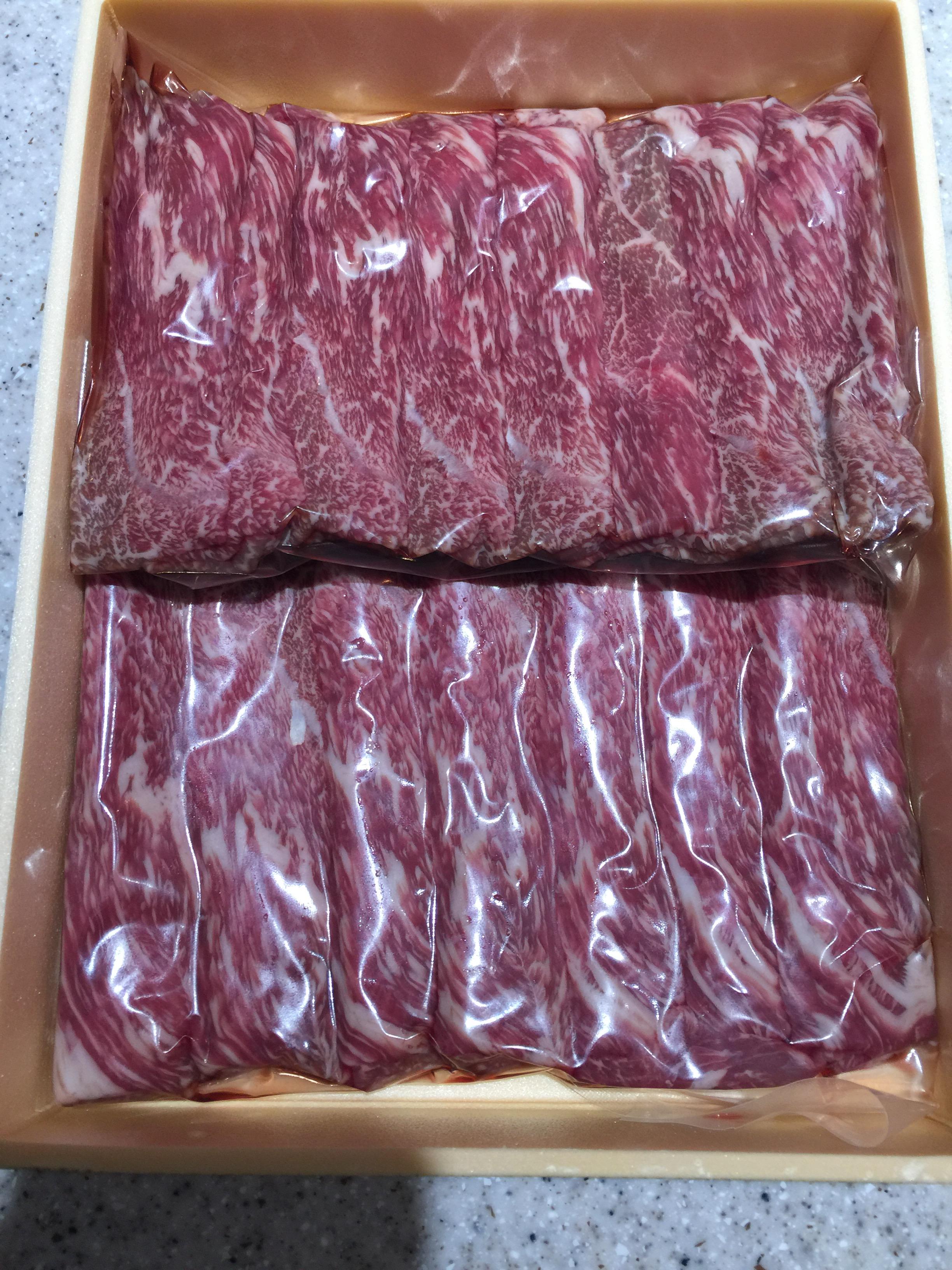 【おすすめ】壱岐市にふるさと納税 すき焼き用牛肉500グラムと旬の野菜5品